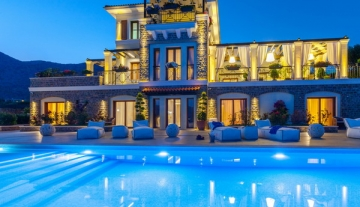 HELENA01LV - 632 m2 Magnificent villa  in Elounda