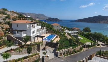 ELLVALEXO7 - Luxurious villa 583 m2 in Elounda