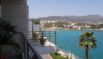 ANA6129-Newly-built 125sqm apartment by the seaside in Aghios Nikolaos