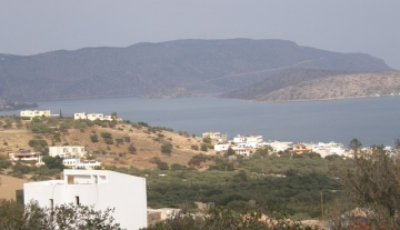 ELPL534-8300m2 plot of land in Elounda