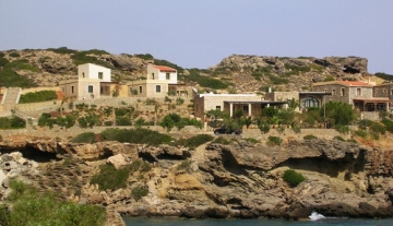HERHO3438-50.000 m2 plot for development in South Crete on the sea