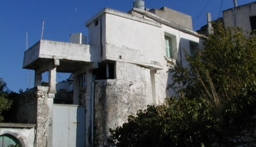 ANOH302- 100 m2 Two-storey old house in Houmeriako