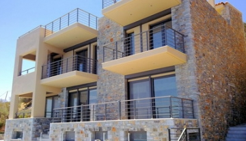 ANLV3440- 420 m2 luxury villa with sea view in Agios Nikolaos