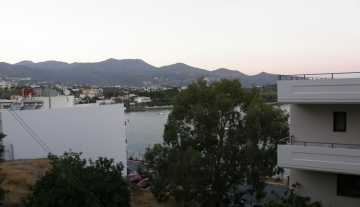 ANA6131 – 100 m2 apartment in the center of Aghios Nikolaos, Crete