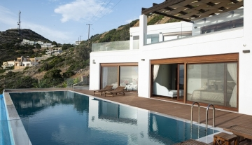 ELLV890 – Luxury villa with sea view in Elounda.