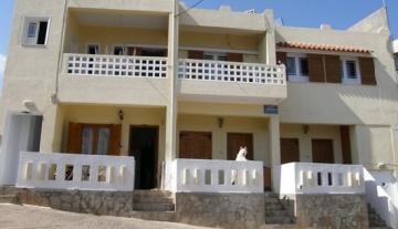 ELA6131- Complex of four apartments in Elounda