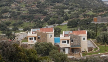 ELV1891 - Two newly built luxury villas of 190m² in Elounda
