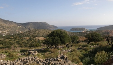 ELIL8799 – 23373m2 plot of land in Elounda,Crete