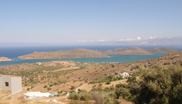 ELBP8235 – 4000m2 plot of land in Haygas, Elounda.