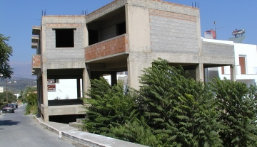 KXUC364- 2 storeys building with basement in Kalo Chorio