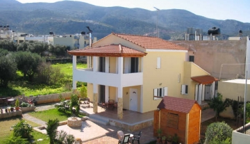 ΜΑLV1635 -155m² detached house in Malia