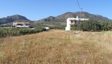 MGPL443 - 2000m2 plot of land in Makri Gialos Ierapetra