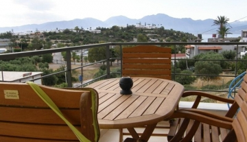 ANH2812 – 96m2 detached house with sea view in Agios Nikolaos