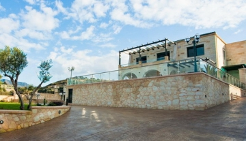 CHΚV003 - 330 m2 luxury villa located in Kera, Chania