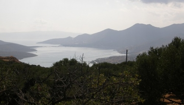 VRBP2783 – 2100m2 building plot in Vrouxa, Elounda.