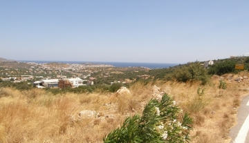 RLBP7682 – 4000 m2 plot of land in Rousa Limni, Agios Nikolaos