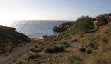 IERBP9547 – Building plot with uninterrupted sea view in Ierapetra.