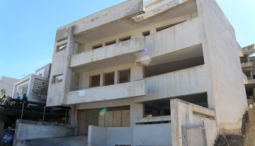 ANUC4030014- 2 storeys semi-finished building in Agios Nikolaos