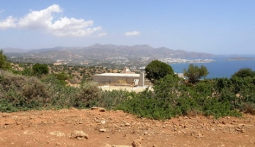 ANPL27019-10000m2 plot of land in Ammoudara, Agios Nikolaos