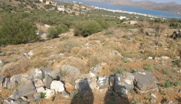 ELPL546-4100m2 plot of land in Elounda