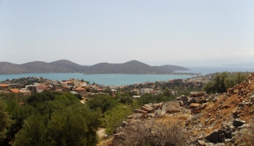 ELPL250 - 2524m2 building plot in Elounda