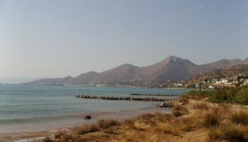 ELPP2527-4223 m2 building plot in Tsifliki,Elounda