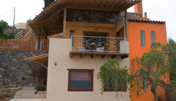 ANKH2635 - two-floor house of 85 m2  in Katsikia, Agios Nikolaos