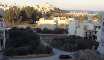 ANPL001-311m2 plot of land in Agios Nikolaos