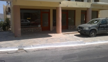 ELB4523 – 565m2 Property for commercial use in Elounda.