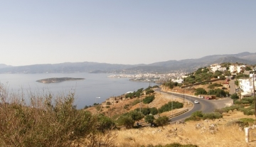 BPLE8697 – Building Plot of 1000 m2 in Ellinika, Aghios Nikolaos.