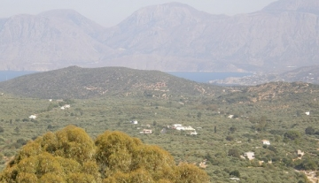 BPK6755 – 300 m2 Plot of Land in Kritsa.