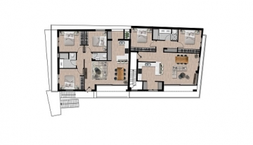 ANA947 – Newly build apartments in Aghios Nikolaos.