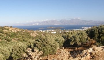ANPL9881 – 2220m2 Building plot at the outskirts of Agios Nikolaos.